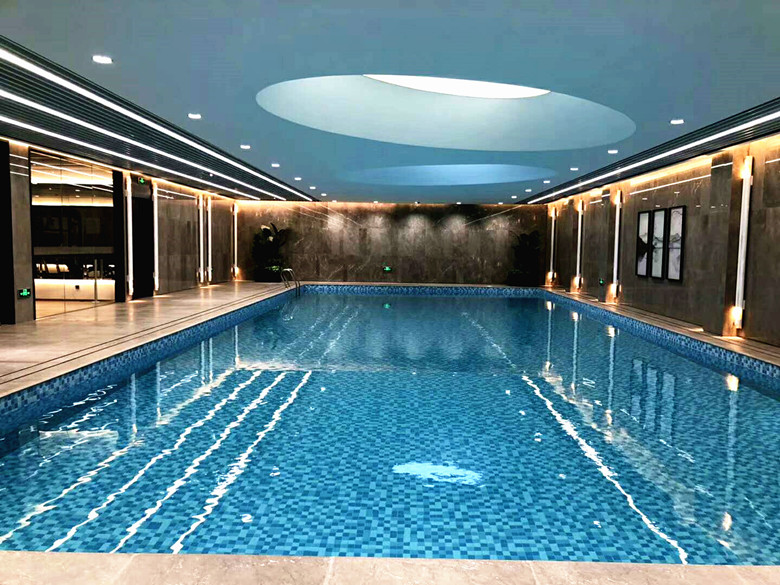 贵阳雅泽宣高端hui所泳池温泉项目